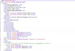 3CX-XML1