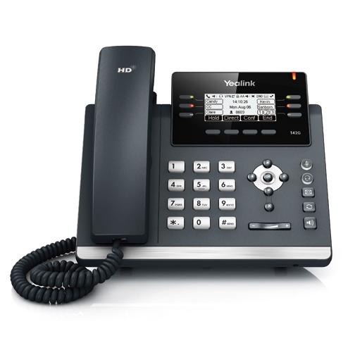 Yealink T42G VoIP Office Phone